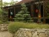 Уютный двор в нашем пансионате
