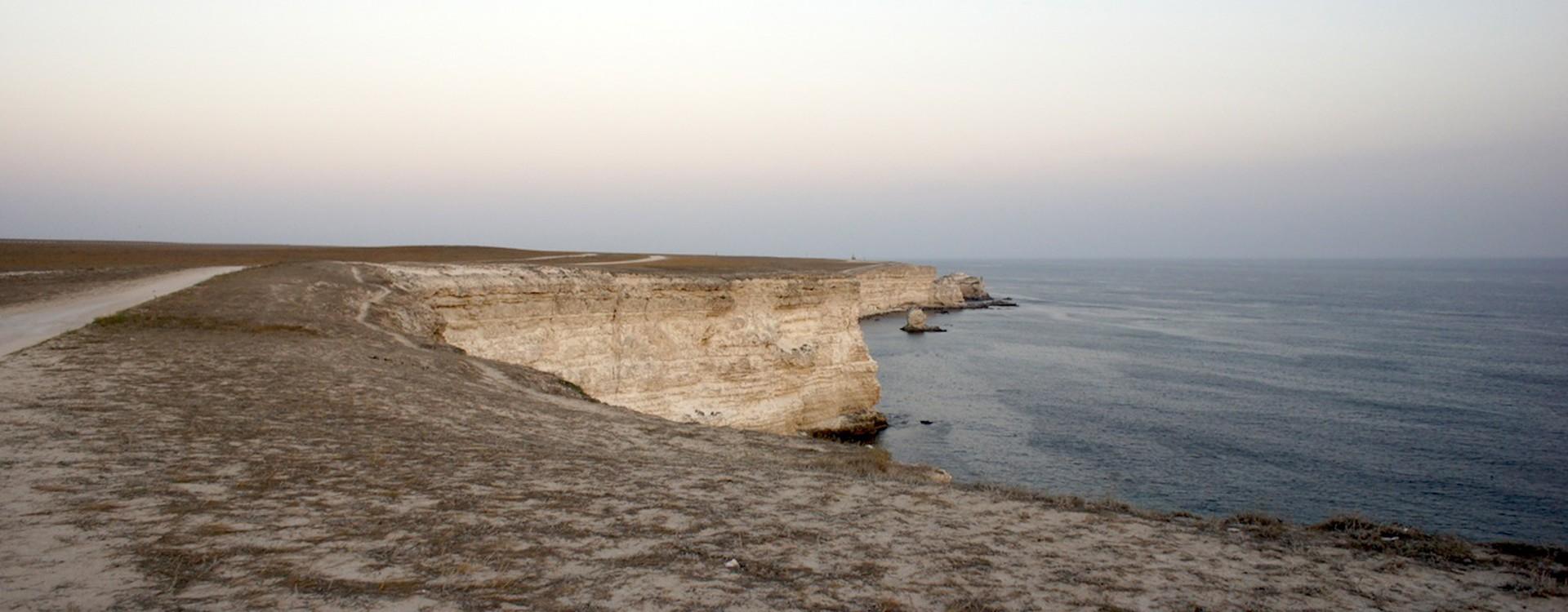 Тарханкут во всей красе, Оленевка, Крым
